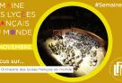 J5 de #SemaineLFM : Radio France et l'AEFE, ensemble pour un orchestre plurilingue et multiculturel
