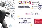 L'AEFE mobilisée aux côtés des médias francophones pour la 30e édition de la Semaine de la presse et des médias dans l'école