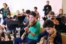 Orchestre des lycées français du monde : regards en coulisses