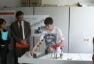 Inauguration d'une station sismologique au lycée français de Zurich