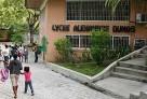 Information sur l'utilisation des fonds collectés par solidarité avec le lycée Alexandre-Dumas d'Haïti