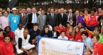 350 élèves participent aux premiers Jeux internationaux de la jeunesse à Arcachon