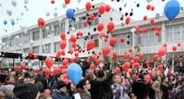 Les 50 ans du traité de l'Élysée célébrés dans les établissements franco-allemands de Sarrebruck
