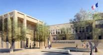 Le lycée français d'Amman sélectionné pour le Grand Prix d'architecture AFEX 2014