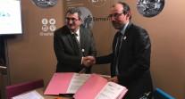 J7 de # SemaineLFM : signature de convention entre l'ONISEP et l'AEFE