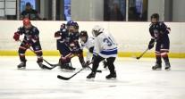 Premier tournoi de hockey sur glace à Ottawa