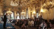 Cérémonie de sortie des boursiers Excellence-Major 2018 : allocution du ministre Jean-Yves Le Drian