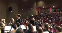 Le concert de l'OLFM le 25 janvier 2019 au Lycée français de Madrid