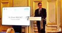 BEM 2019 : allocution du directeur de l'AEFE à la cérémonie de sortie de la promotion 2014-2019 des boursiers Excellence-Major