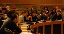 Lancement du Forum européen des délégués lycéens 2012