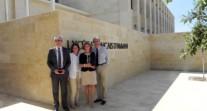 De nouveaux locaux pour les classes du secondaire du lycée français d'Amman