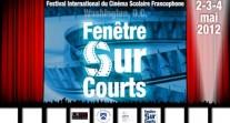 """""""Fenêtre sur courts"""", 1er festival du cinéma scolaire francophone du lycée Rochambeau de Washington DC"""