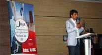 L'athlète Hicham El Guerrouj ouvre les Jeux internationaux de la jeunesse organisés par le lycée français de Rabat