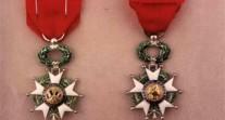Deux proviseurs du réseau chevaliers de la Légion d'honneur