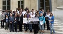 Remarquables succès des candidats du réseau aux Olympiades des géosciences 2011