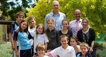 À Sydney, Singapour et Ouagadougou, les lycées français reçoivent la visite de ministres