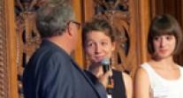 Remise des prix du concours général 2013 à la Sorbonne