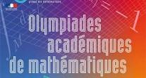 Olympiades de mathématiques du 23 mars 2011 : plus de 2200 élèves de première à pied d'œuvre !