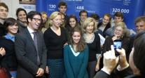 L'AEFE au Salon européen de l'éducation 2013:  les temps forts