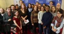 Des lycéens du réseau se distinguent au concours Poésie en liberté 2014