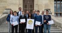 Cinq élèves du réseau lauréats aux Olympiades nationales de géosciences 2015