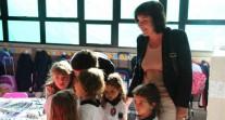 Inauguration du Lycée français de Medellin par la secrétaire d'État au Développement et à la Francophonie