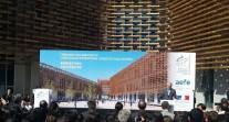 Le ministre des Affaires étrangères et du Développement international inaugure le nouveau Lycée français international Charles-de-Gaulle de Pékin