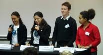 Des élèves de Casablanca et de Vienne à Paris pour présenter leurs solutions pour le climat