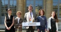 Quatre lycéens du réseau médaillés aux Xe Olympiades de géosciences