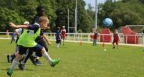 Jeune Planète Foot à Marcoussis : une éducation au sport et par le sport pendant l'Euro de football