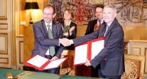 Signature de convention avec l'École polytechnique, prestigieuse Grande École qui ouvre un nouveau programme Bachelor