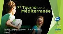 7e édition du Tournoi de la Méditerranée : les inscriptions sont ouvertes !