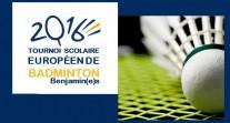 Tournoi scolaire européen de badminton 2016 : les lycées français implantés en Europe sont invités à inscrire leurs équipes