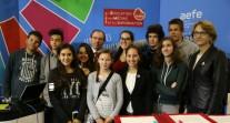 Salon européen de l'éducation novembre 2016 : les délégations de Bruxelles et Marrakech