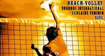 2e édition du tournoi international féminin de beach-volley : appel à participations