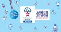 Ambassadeurs en herbe : en piste pour une 5e édition sous le signe de l'olympisme !