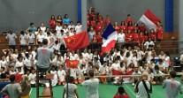 Badminton, aquathlon, multisports : de grandes rencontres sportives dans les établissements d'Asie-Pacifique