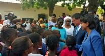 À Dakar, visite ministérielle à l'école franco-sénégalaise Dial Diop et au lycée Jean-Mermoz