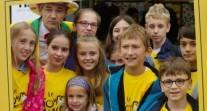 Départ du Tour de France à Düsseldorf: le Lycée français en première ligne