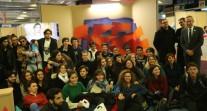 J6 de #SemaineLFM au Salon européen de l'éducation : les élèves des lycées français d'Ankara et d'Istanbul