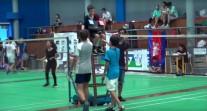 3e championnats d'Asie-Pacifique de badminton : salutations