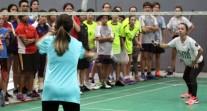 3e championnats d'Asie-Pacifique de badminton : jeu