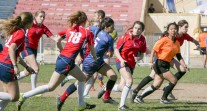 12e Tournoi de rugby à 7 de la zone Asie-Pacifique : phase de jeu
