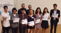 Beau palmarès AEFE aux Olympiades nationales de mathématiques 2018