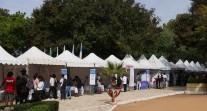 Salon Formations & 1er Emploi à Dakar : allée d'exposants