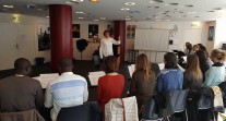 Formation de chant choral (mars 2019) : séquence à Radio France