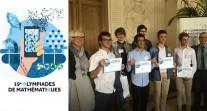 19e Olympiades nationales de mathématiques: les élèves du réseau AEFE brillent au palmarès national