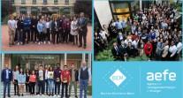 Les boursiers Excellence-Major de la nouvelle promotion 2019 réunis à Paris, Lyon et Toulouse