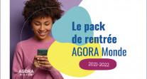 L'année scolaire 2021-2022 est lancée sur la plateforme AGORA MONDE