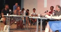 Des élèves et des impressions francophones sur les ondes de RFI